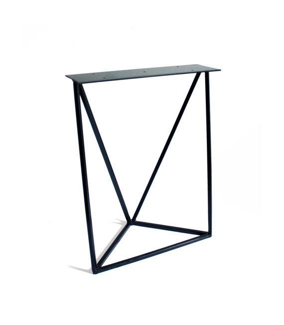 Alibaba supplier black cast iron table base table leg outdoor furniture