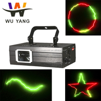 2017 hot new products Professional 130mw RGY beam Lighting laser dj