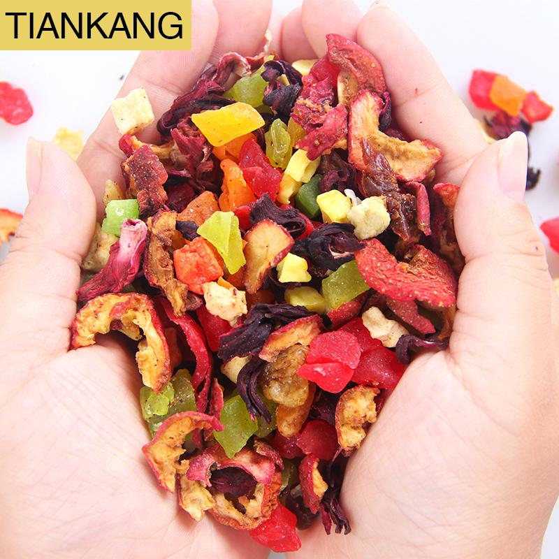 Dried Fruits Dried mixed Fruit Tea of Mix Fruit Tea - 4uTea | 4uTea.com
