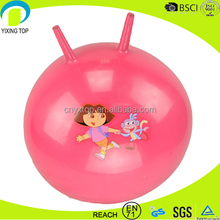 hot selling colorful eco-friendly pvc kids gym ball