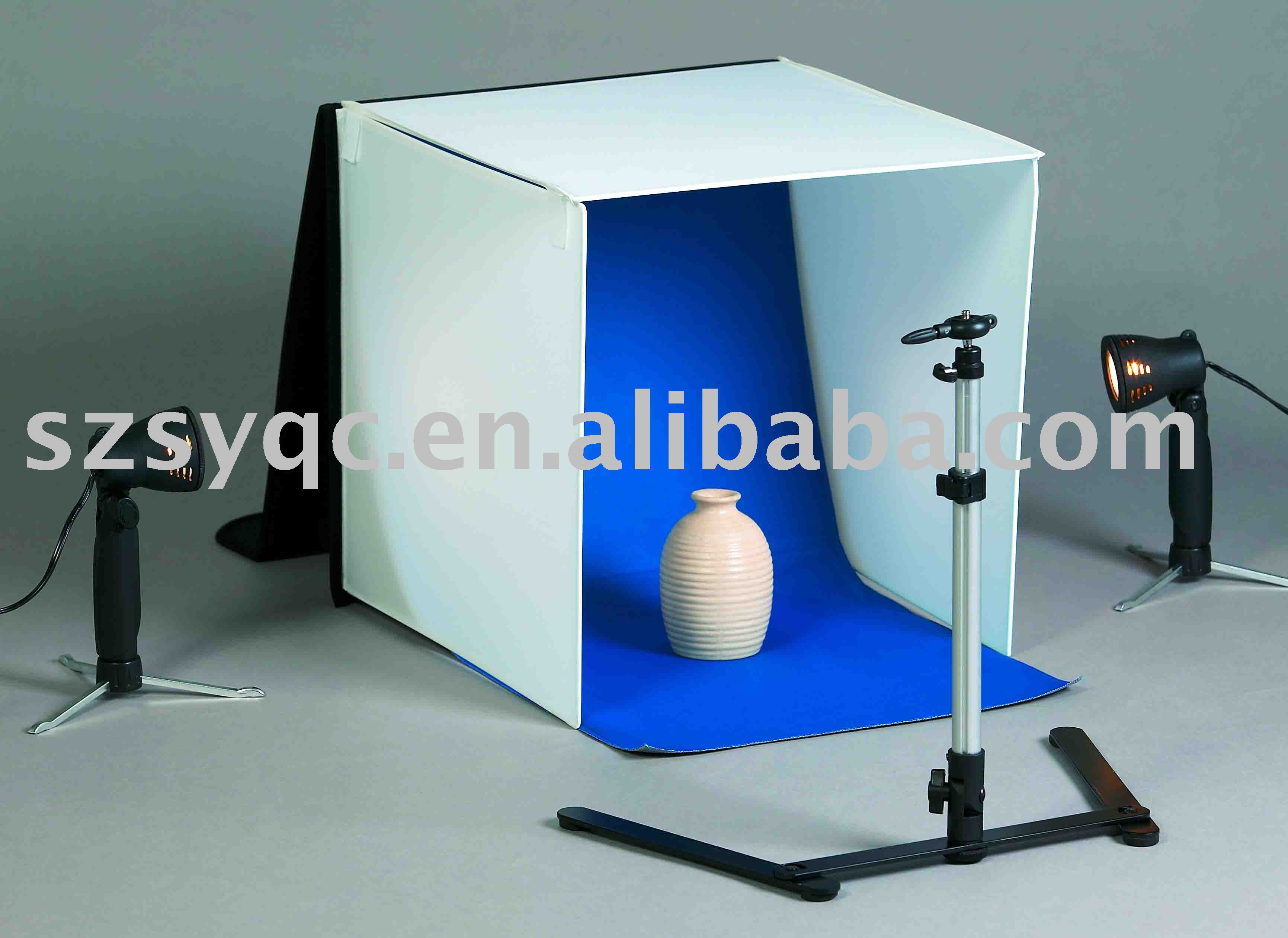 Mini Studio Light Kit 50x50x50cm Buy Studio Lightstudio Lighting Kit