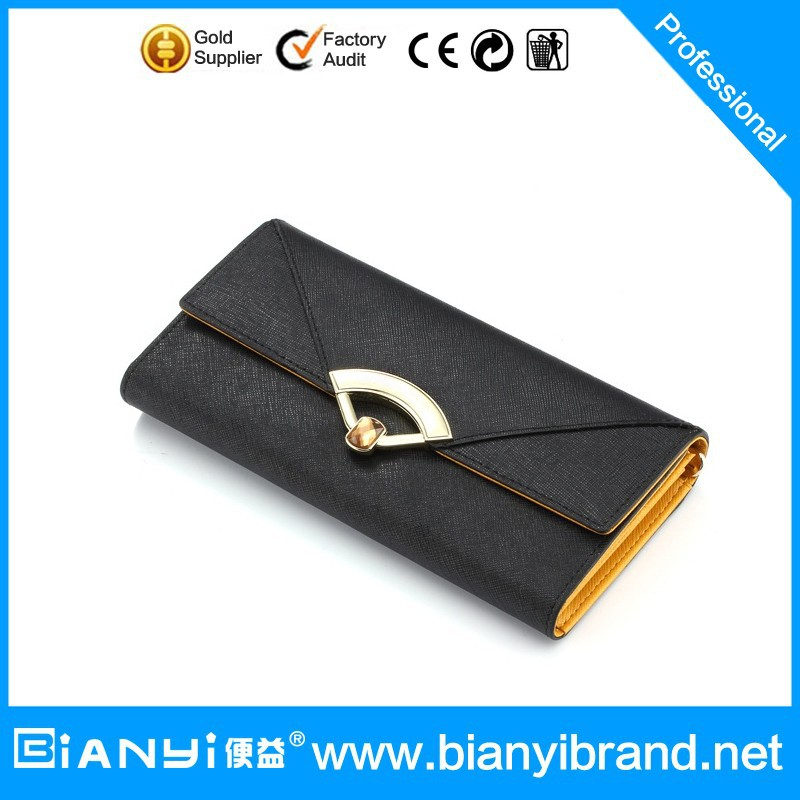 New trend designer brand names fashion leather hand bag for Lady