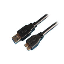 professional cable custom computer magnetic usb3.0 Micro B cable data cord