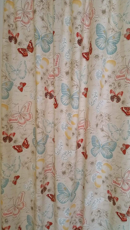 Get Quotations · Designer Curtains, Window Curtains, Designer Kids Bedroom  Curtains, Butterfly Window Curtains, Nursery