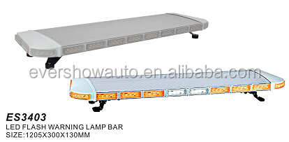 Factory hot sale LED flash warning lamp bar emergency lamp led