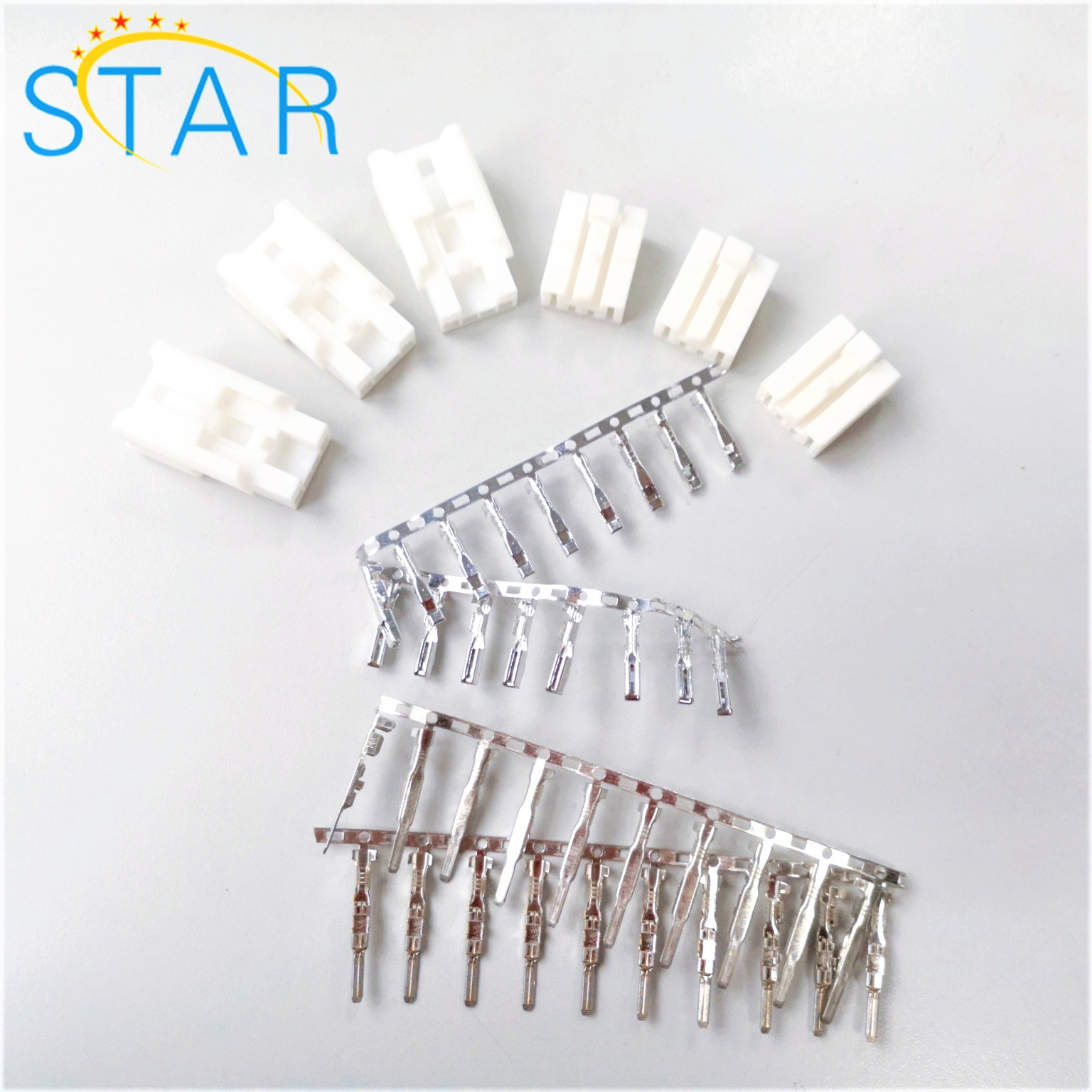 Auto Male Female 6 Pin Iso Radio Wire Connector With
