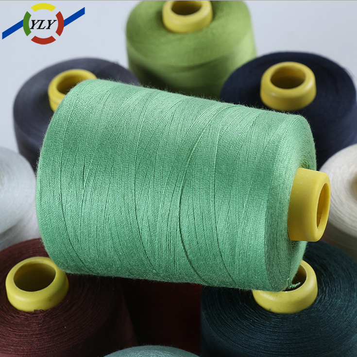 Ne 20/3 stitching sewing thread for shoes making kite flying Jeans Tent
