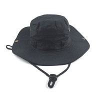 New Summer Bucket Hat Cap Fishing Boonie Brim Sun Safari Hat