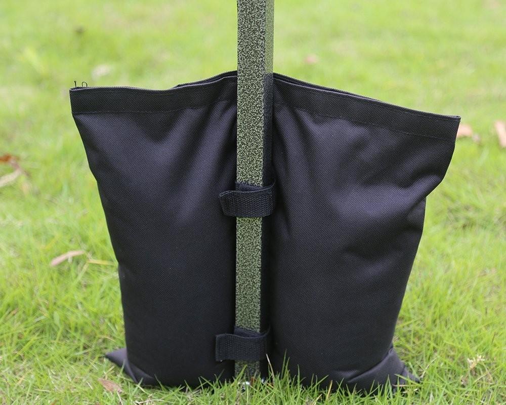 aangepaste 800d duurzaam grote luifel gewichten zand tas voor tent strand paraplu been base. Black Bedroom Furniture Sets. Home Design Ideas