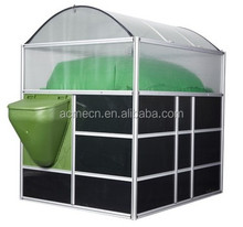 ACME New Portable Assembly Home use Biogas Power Plant