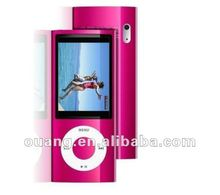 OUANG superior quality mp4 player A-172 hot video mp4