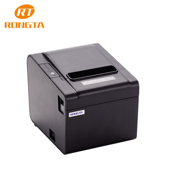 RP326 USB, serial, Ethernet Interface Type thermal printer 80mm pos receipt thermal printer- Bill Printing Machine-Coffee Bar