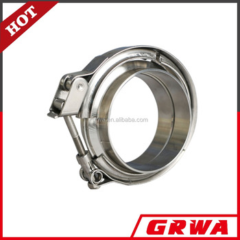 GRWA Stainless Steel Exhaust Clamp