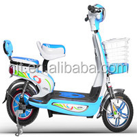 2016 Naijiate Fashion Folding 14 inch electric bicycle