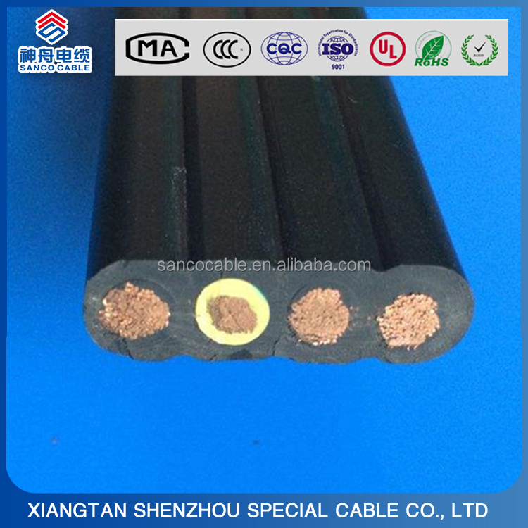 Hot Sale 120Mm Cable With Rubber Insulation
