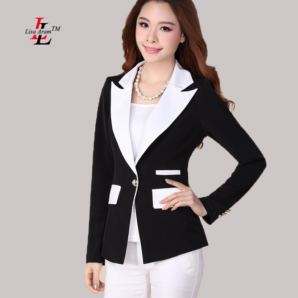2015 veste femme jacket blazer women business suits fashion slim ladies women cothing women. Black Bedroom Furniture Sets. Home Design Ideas