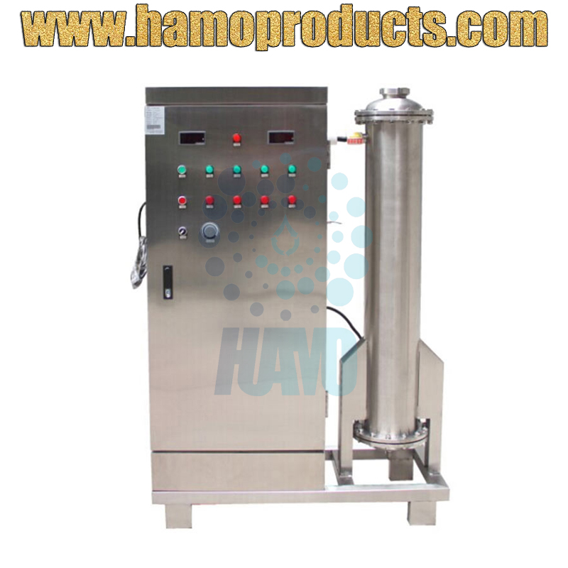2017 HAMO Factory Direct Supply Cheap Water Industrial Ozone Generator for Sale