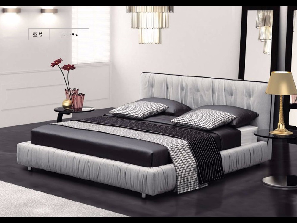 new style bed design