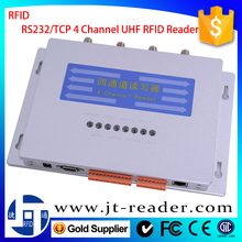 860Mhz-960Mhz Impinj R2000 Chip Multiple Tag Long Range Passive Uhf Rfid Card Reader Writer For Marathon Race Timing System