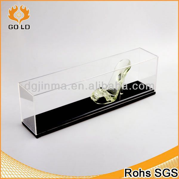 top grade point of sale shoes display stand,acrylic 3 tier hat display shelf,favorable shoes display rack