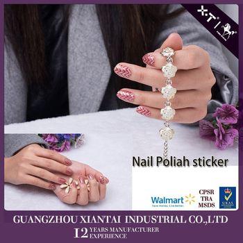 Fluorescent Nail Sticker Hot Stamping Buy Minx Holiday Nail Art ...