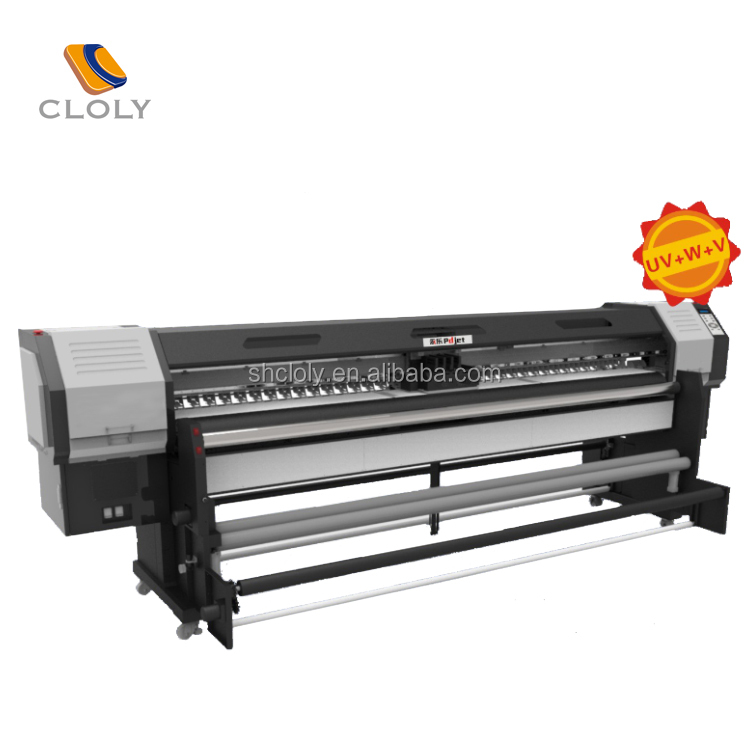Digitale Printing CLOLY-T3200 Way Vision uv flatbed drukmachine prijs