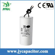 8UF 450V CBB60 2wire motor run capacitor