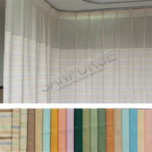 100 % factory fabric only do wholesales cheapest hospital bed screen curtain