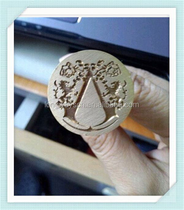 Harry potter factory commerce business wax seal stamp