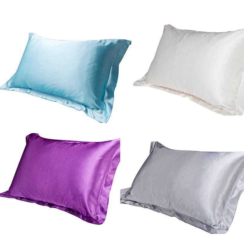 Online Get Cheap Silk Pillowcase Aliexpress Com Alibaba