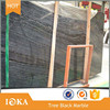 Dark Forest Marble, tree black vein marble slab with High Quality