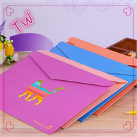 China market hotsale stationery product for office and school use a4 document bag ECO friendly paper cardboard file folder