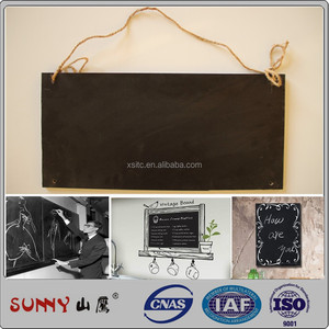 Wall hanging chalk writing blackboard