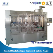 small bottled water production line filling machine CGF