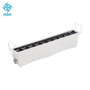 HSH-DL900 Anti-glare 10W 20W 30W Recessed Linear led downlight