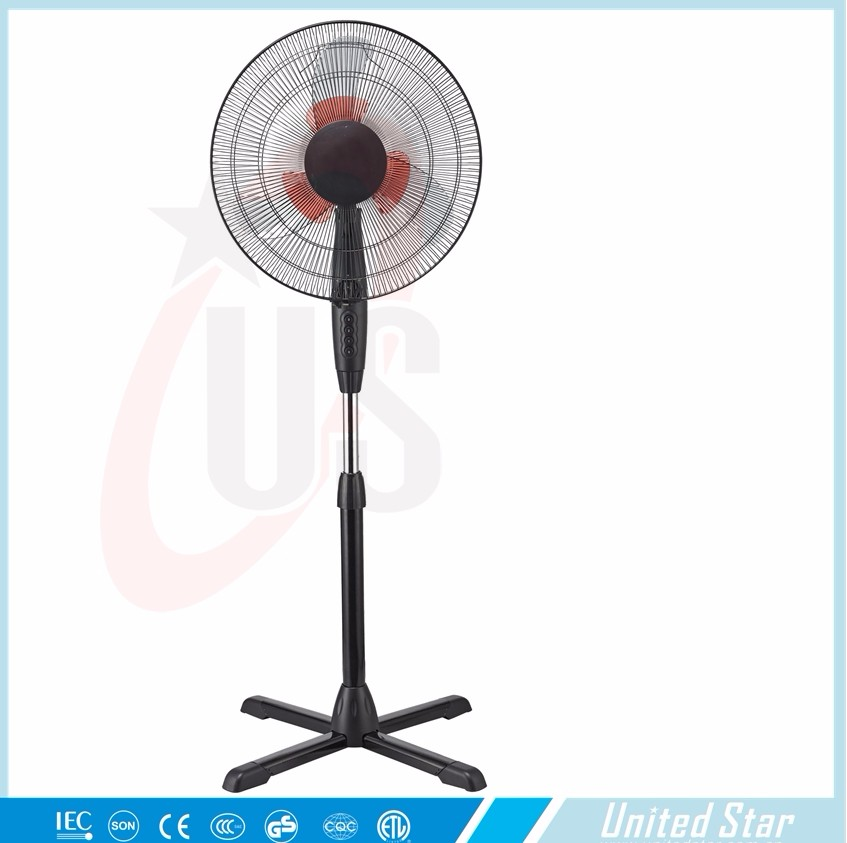 ultrastrong wind industrial 3 metal blade AC electric ceiling fan