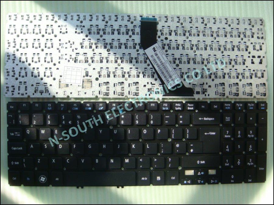 Wholesale For Acer Aspire V5-551 V5-551g Laptop Keyboard