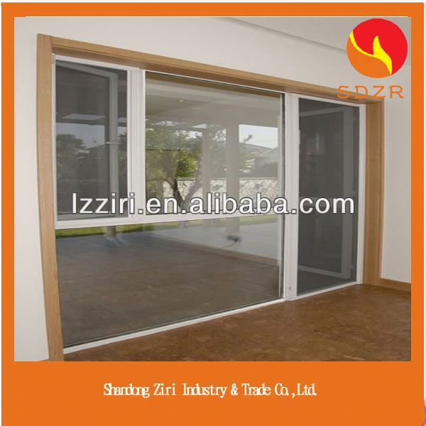 open inside casement window