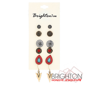 48eb3dcfab Multiple Earring Sets, Multiple Earring Sets Suppliers and ...
