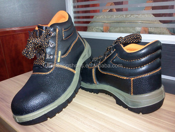 98d7895bd66 Genuine Leather Safety Boots Chemical Resistant Pu/rubber Outsole Steel Toe  Safety Shoes Ce Sb/sbp/s1/s1p/s2/s3 - Buy Brand Safety Shoes,Kings Safety  ...