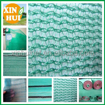 Export hdpe anti uv scaffolding netting construction safety mesh