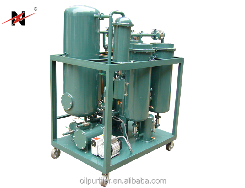 TY Turbine Oil Purifier System   Turbine Oil filtration Equipment   Turbine Lube Oil filtering