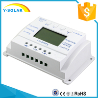 Y-SOLAR MPPT 10A 20A 30A 40A 60A 80A Solar Charge Controller with One Interface Instructions T10