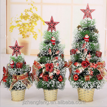factory direct christmas supplies christmas bonsai tree mini christmas tree