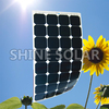 SHINE flexible solar module 30W high efficiency solar power for generator system in china
