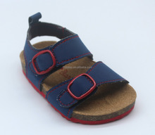 2017 factory hot salling casual kids sandal shoes
