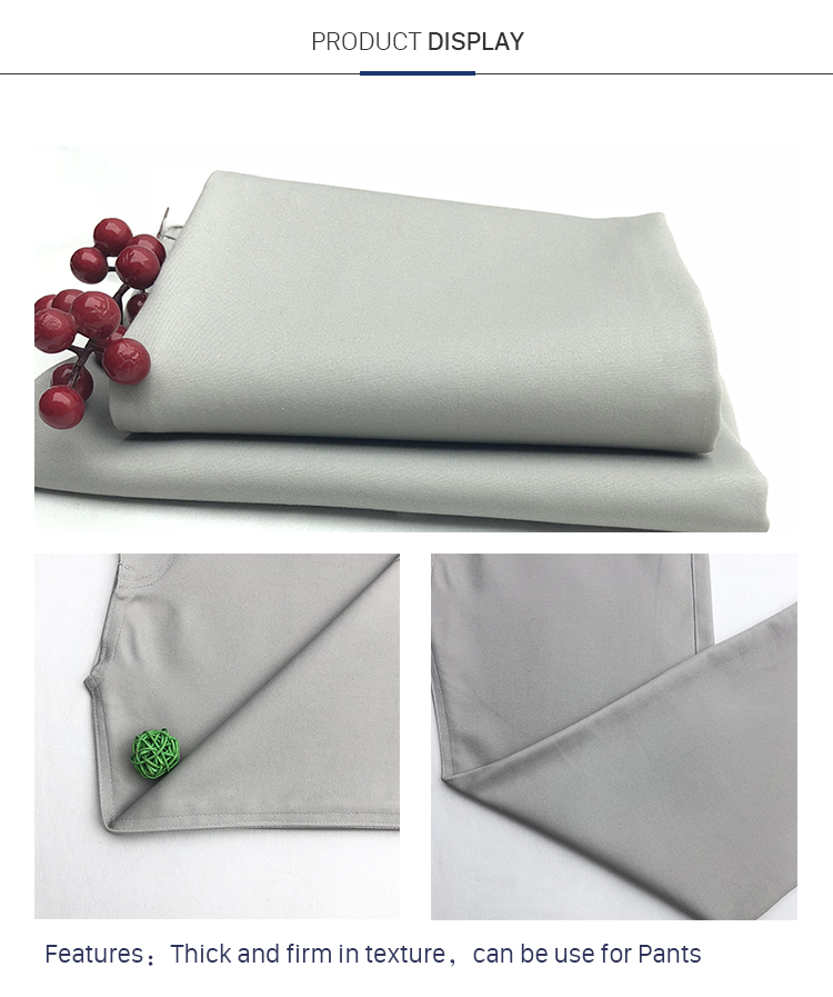 Factory Hot Selling Double Layers Fabric