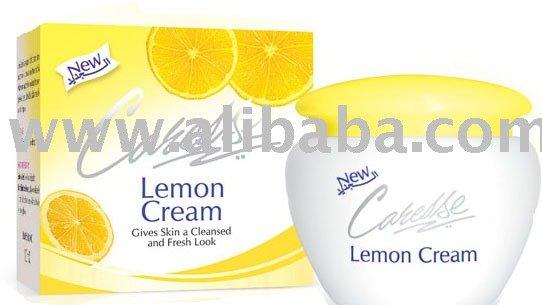 lemon cream for skin
