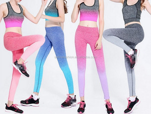 New Sexy jeans pant new style Women's harem Sports Yoga Pants Leggings Elastic Gym Fitness Workout Tights wholesale leggings