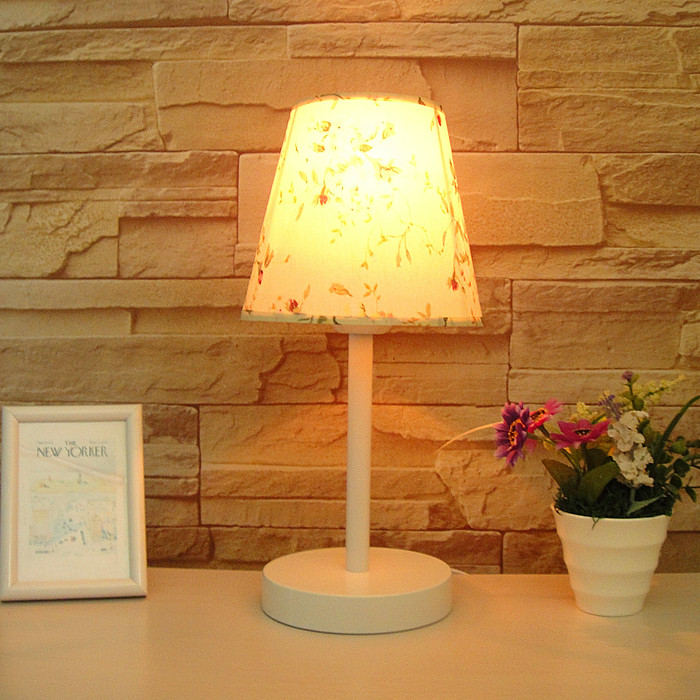 Rustic table lamp fashion decoration small table lamp ...